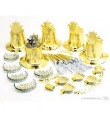 kit cotillon hologramme 10 Pers