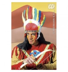 COIFFE Indien Plumes